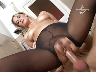 Mom anal stockings thumbnail tube final, sorry