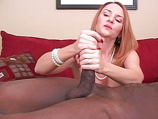 interracial handjob tubes